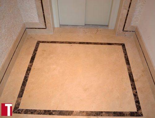 Hall-de-Entrada-com-Má́rmore-Crema-Marfil-e-Filete-Decorativo-em-Má́rmore-Marrom-Imperial_2
