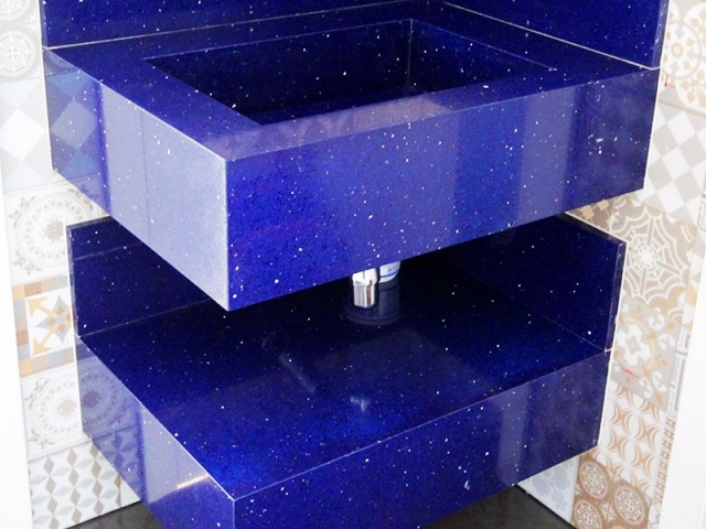 Quartzo Azul Stellar