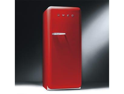 geladeira-vermelha