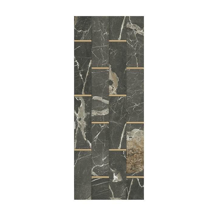 Porcelanato Ceusa trama sahara 32x100cm