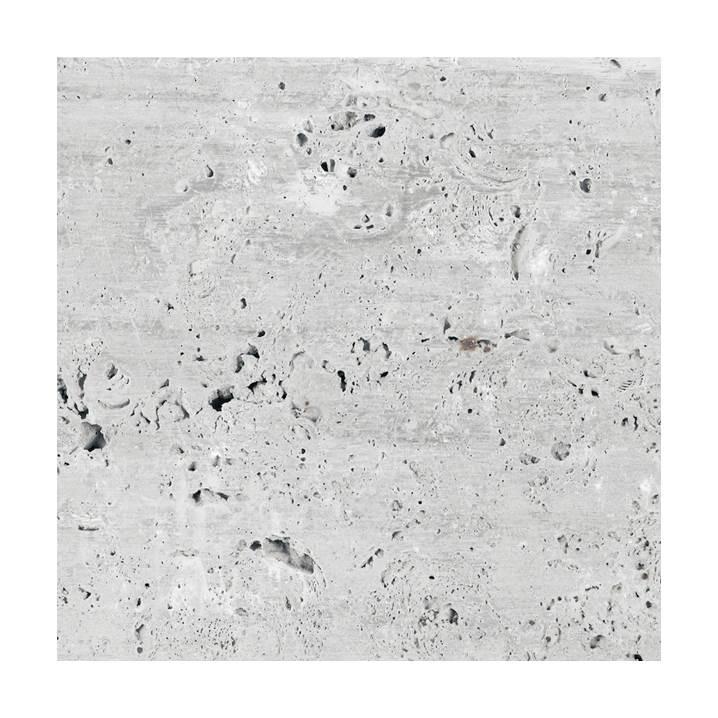 Porcelanato Decortiles concreto argento 20x20cm