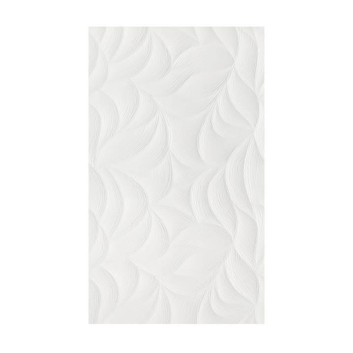 Porcelanato Decortiles folhas quartzo ac 45x90cm