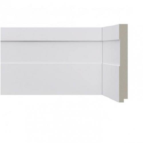 Rodapé Santa Luzia branco 15x1,6cm