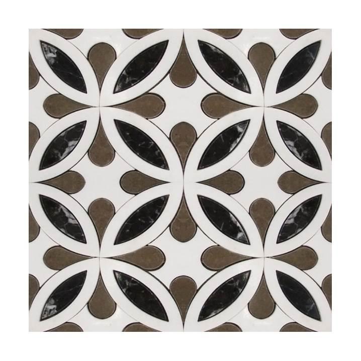Mosaico-Tessela-Tassos-Gris-e-Marrom-Light-Polido