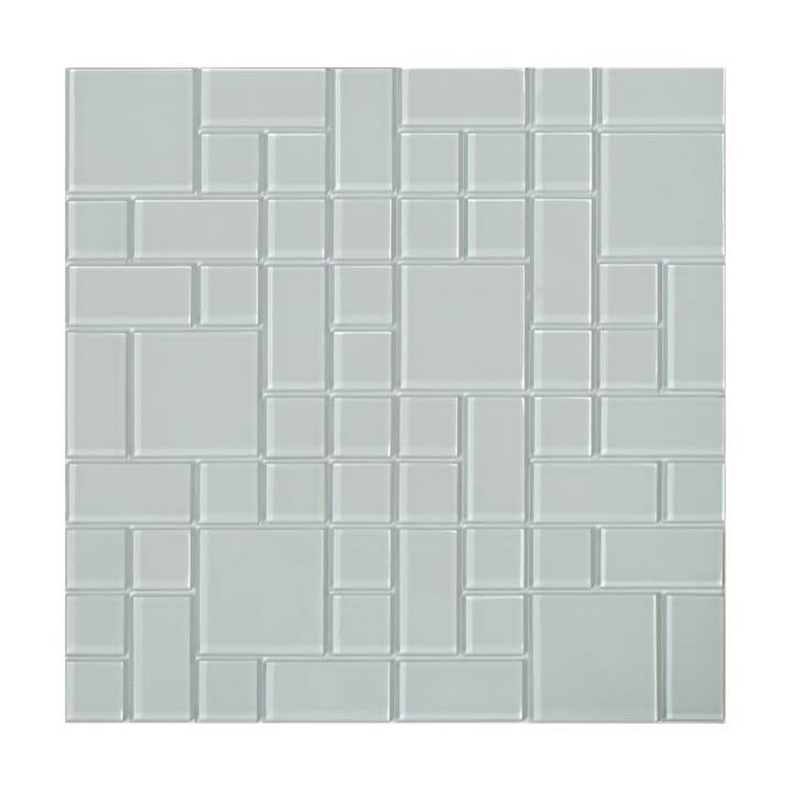 Pastilha-de-vidro-multiformas-branca-Glass-Line