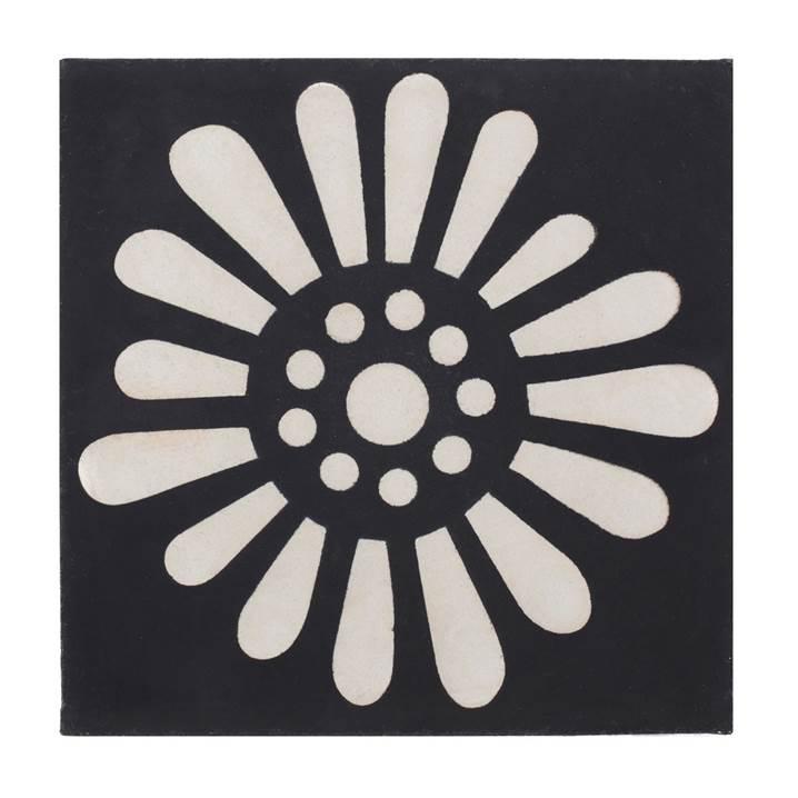 Revestimento-Decortiles-Calu-Mar-Flor-preto-20x20cm