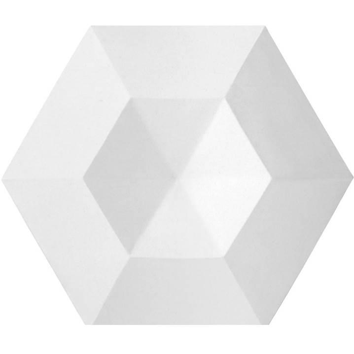 Revestimento-Decortiles-Colmeia-Branco-30x34,5cm